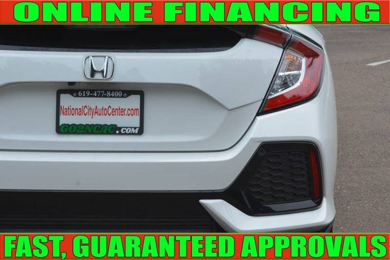 Honda Civic 2017 price $17,905