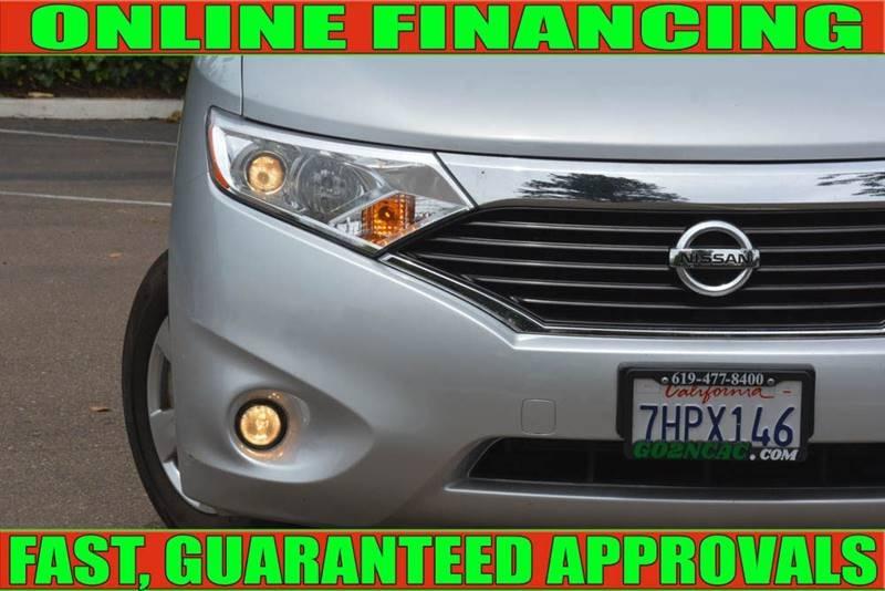 Nissan Quest 2016 price $13,900
