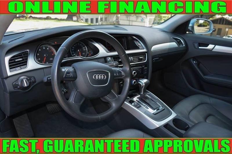 Audi A4 2013 price $14,600