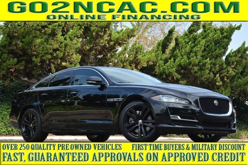 Jaguar XJ 2016 price $35,500