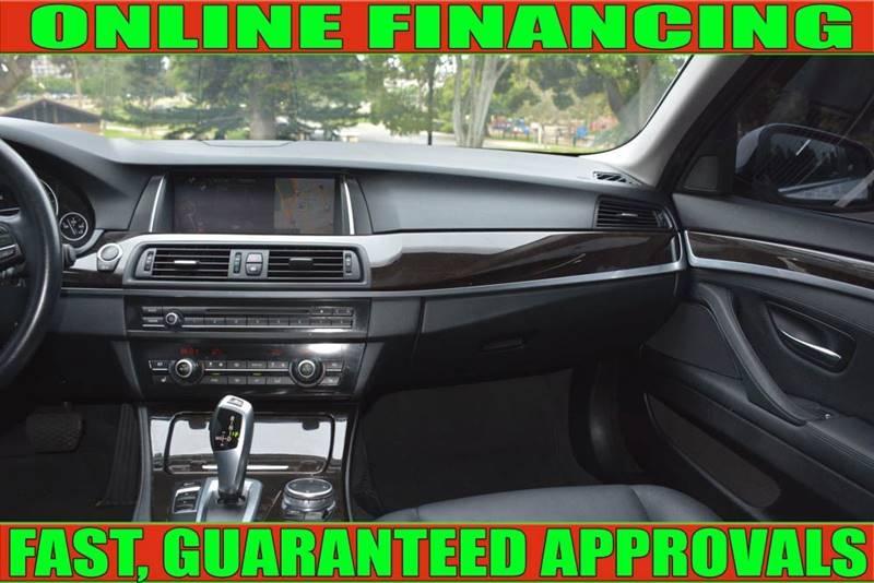 BMW 5 Series 2015 price $18,905