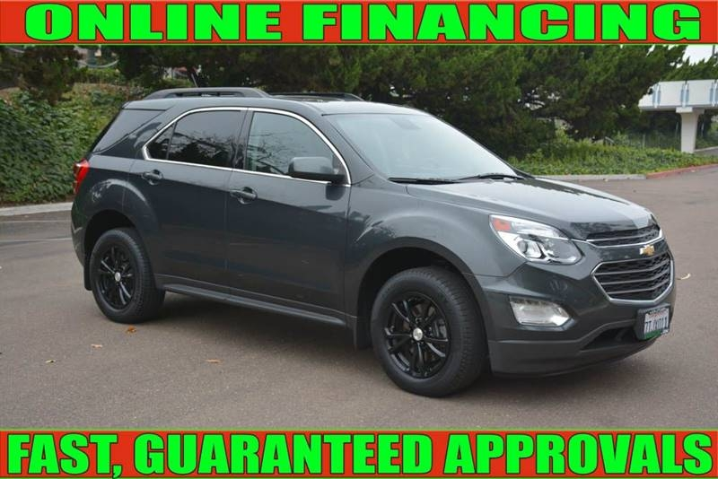Chevrolet Equinox 2017 price $17,900