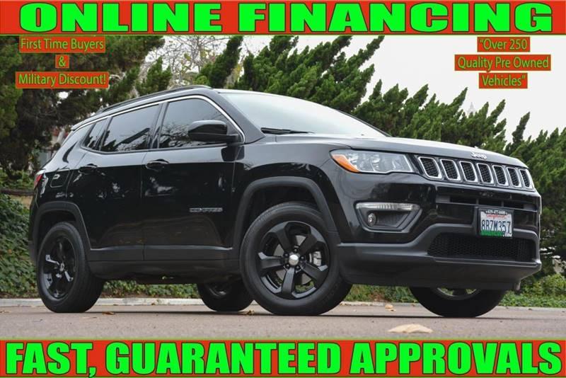 Jeep Compass 2018 price $16,990