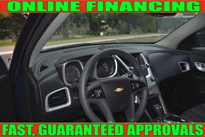 Chevrolet Equinox 2016 price $15,500