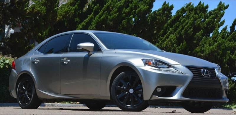 Lexus IS 250 2015 price $21,498