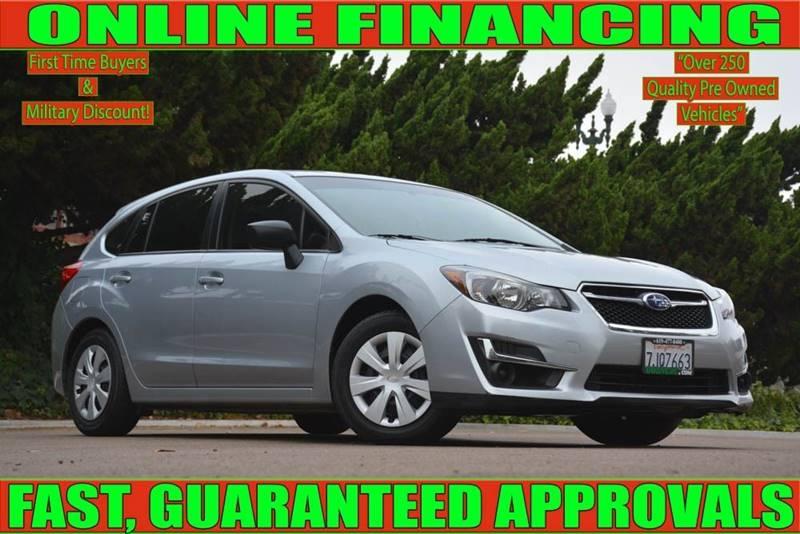 Subaru Impreza 2015 price $13,999