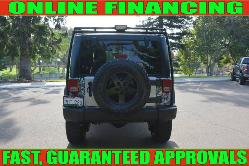 Jeep Wrangler Unlimited 2016 price $28,500