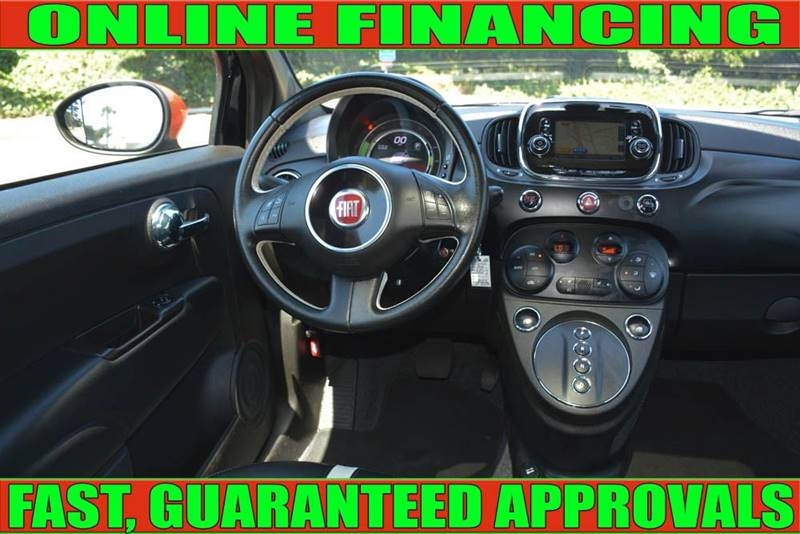 FIAT 500e 2016 price $9,598