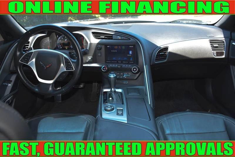 Chevrolet Corvette 2015 price $38,700