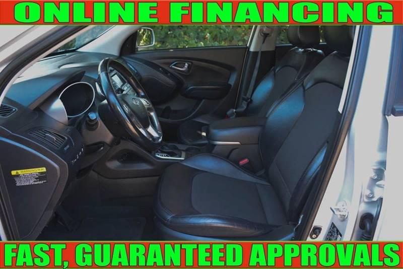 Hyundai Tucson 2014 price $9,914