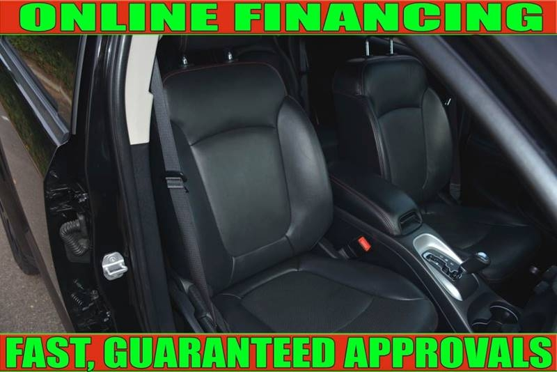 Dodge Journey 2018 price $17,999