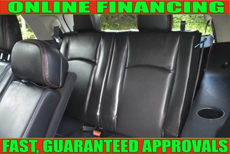 Dodge Journey 2018 price $16,990