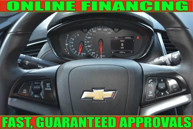 Chevrolet Trax 2017 price $15,700