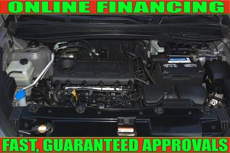 Hyundai Tucson 2011 price $11,999