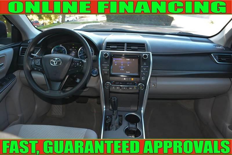 Toyota Camry Hybrid 2016 price $19,800