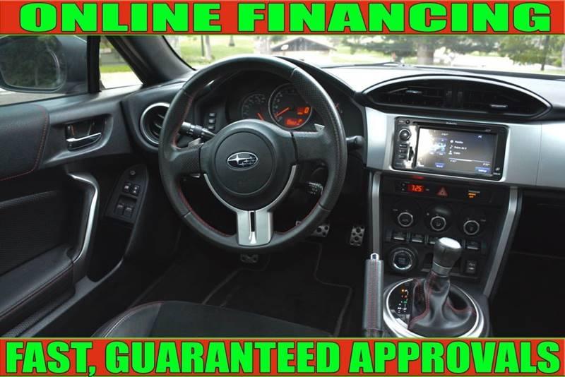 Subaru BRZ 2013 price $16,990