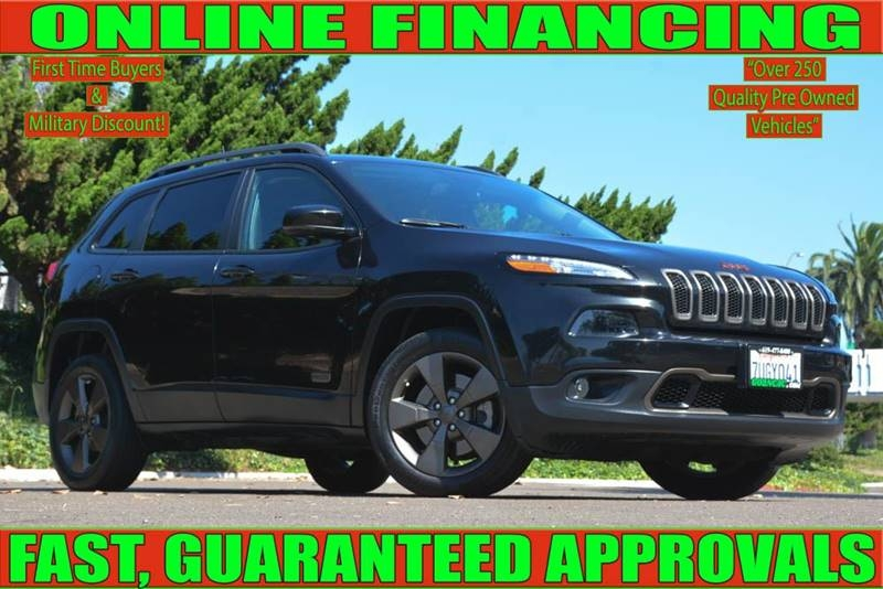 Jeep Cherokee 2016 price $18,900