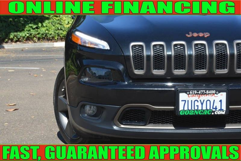 Jeep Cherokee 2016 price $17,990