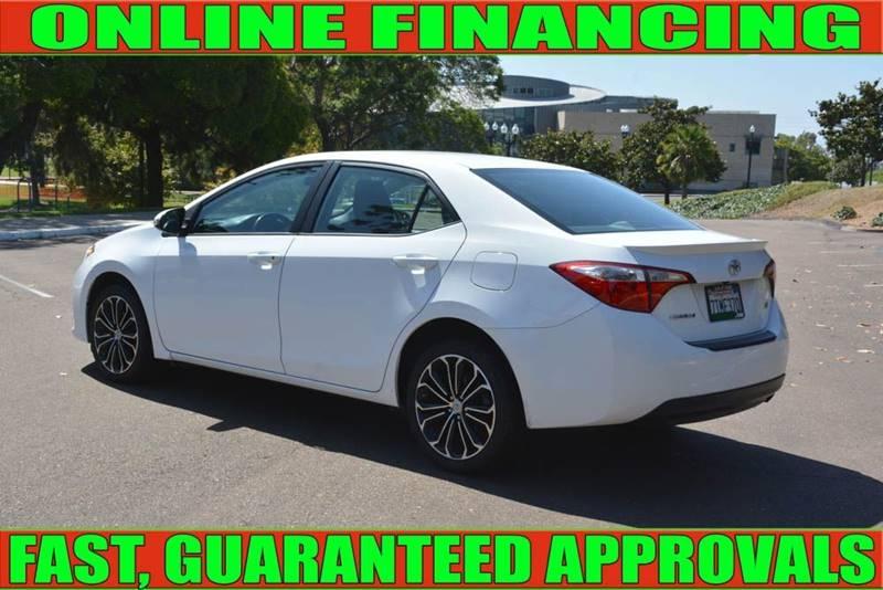 Toyota Corolla 2016 price $14,990