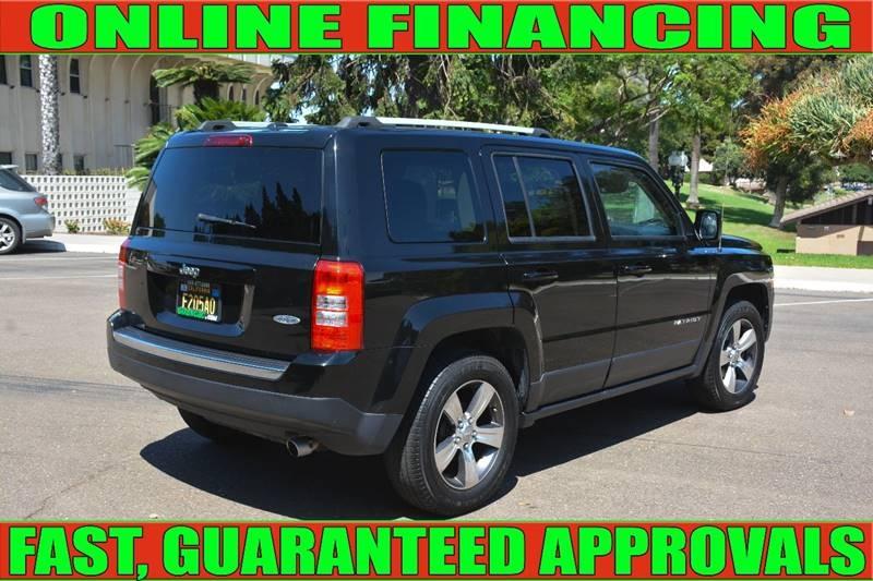 Jeep Patriot 2016 price $14,615