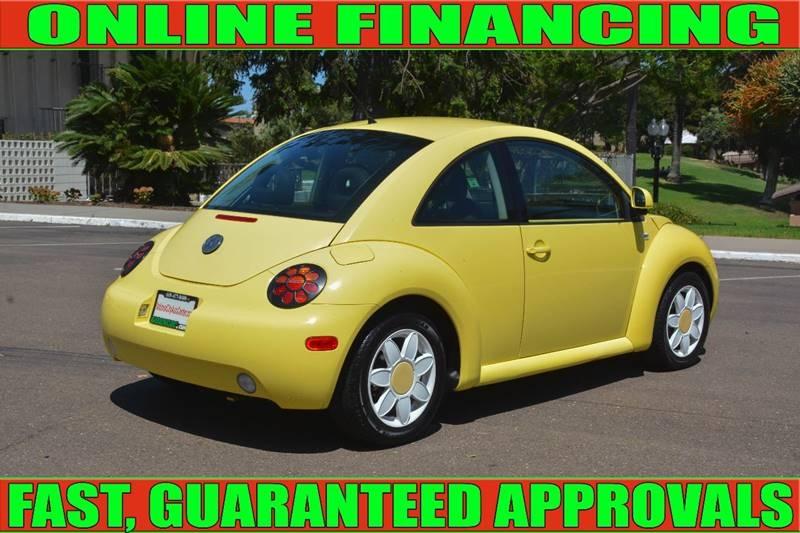 Volkswagen New Beetle 2000 price $4,513