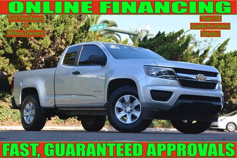Chevrolet Colorado 2016 price $17,990