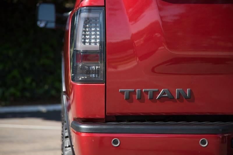 Nissan Titan 2014 price $25,700