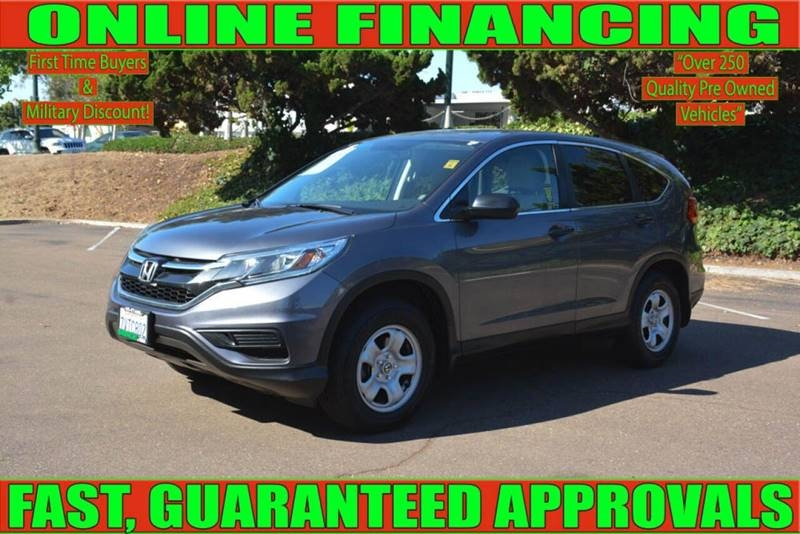 Honda CR-V 2016 price $16,700