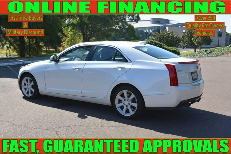Cadillac ATS 2016 price $16,905