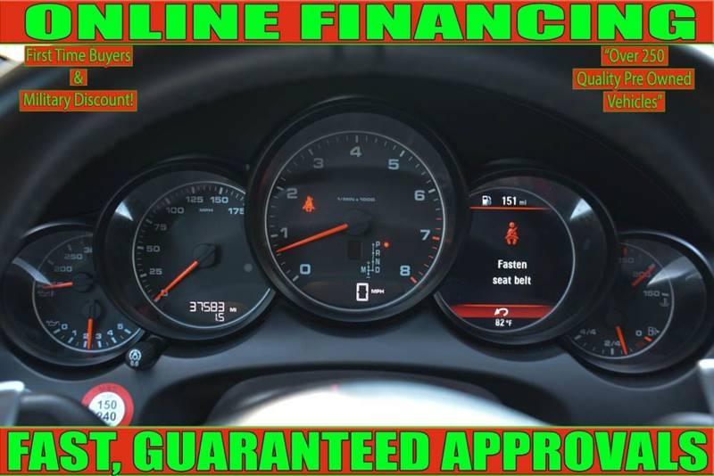 Porsche Cayenne 2014 price $32,905