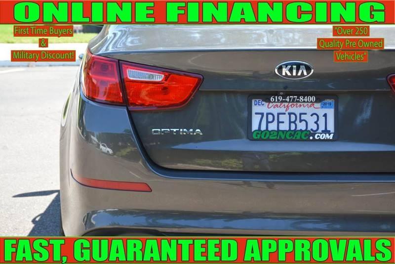 Kia Optima 2014 price $11,905