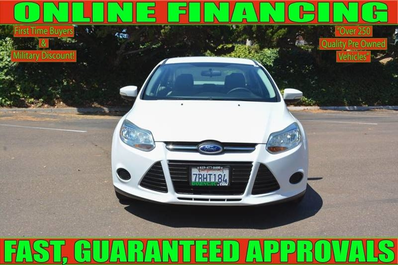 Ford Focus 2014 price $8,498