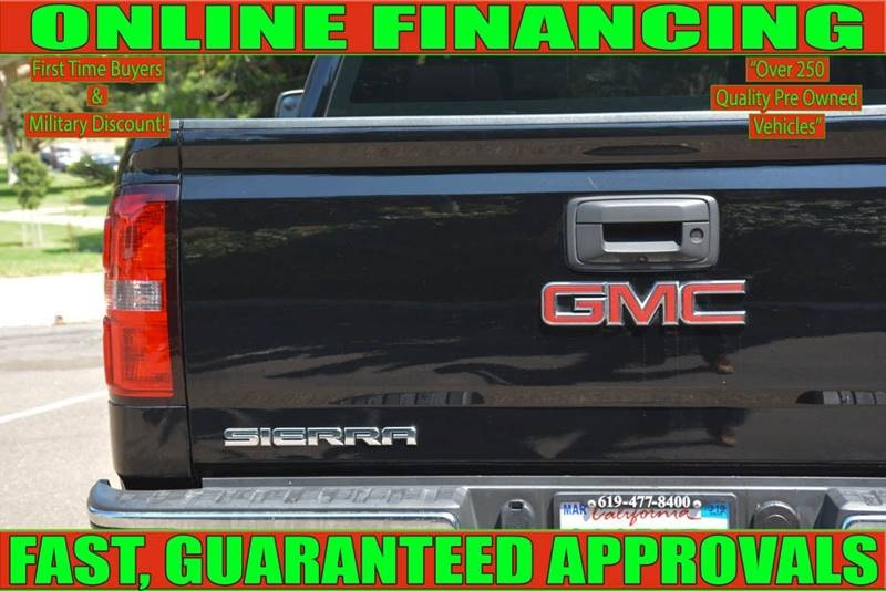 GMC Sierra 1500 2017 price $23,900