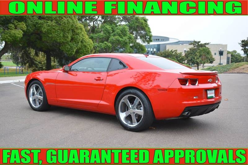 Chevrolet Camaro 2012 price $12,990