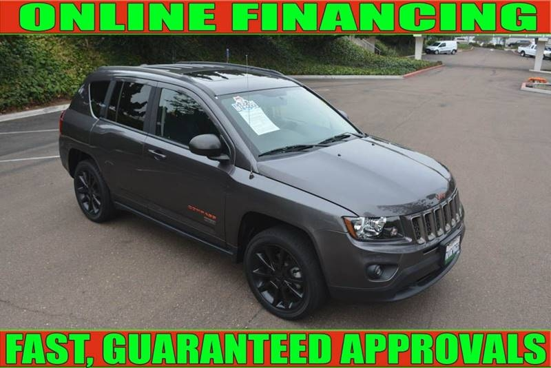 Jeep Compass 2016 price $16,700