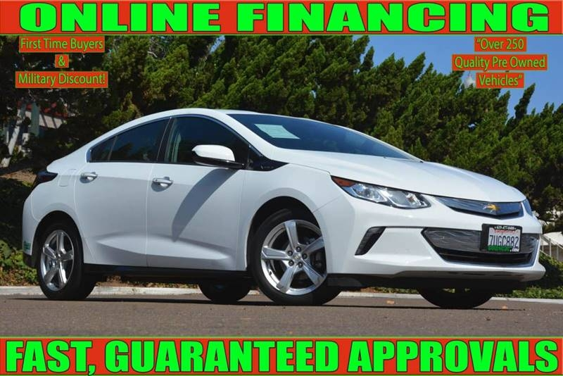 Chevrolet Volt 2017 price $18,700