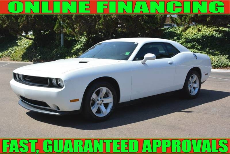 Dodge Challenger 2012 price $12,900
