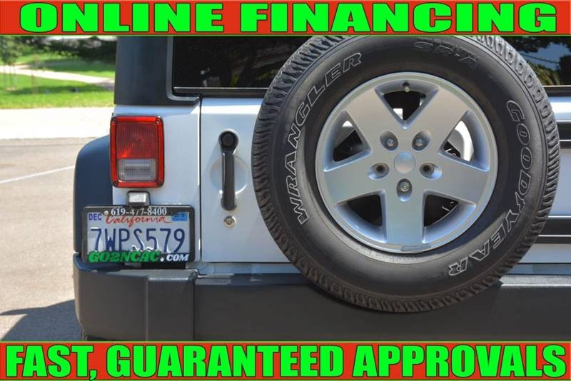 Jeep Wrangler Unlimited 2014 price $26,905