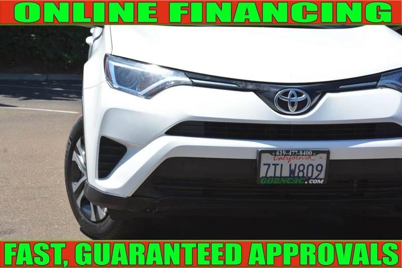 Toyota RAV4 2016 price $17,990