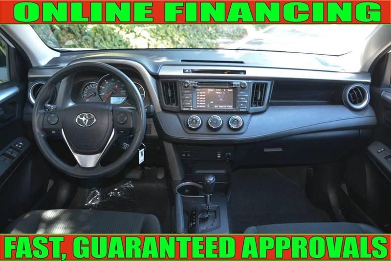 Toyota RAV4 2016 price $18,990