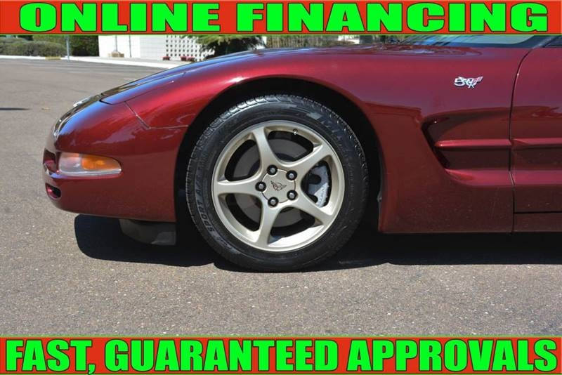 Chevrolet Corvette 2003 price $19,700