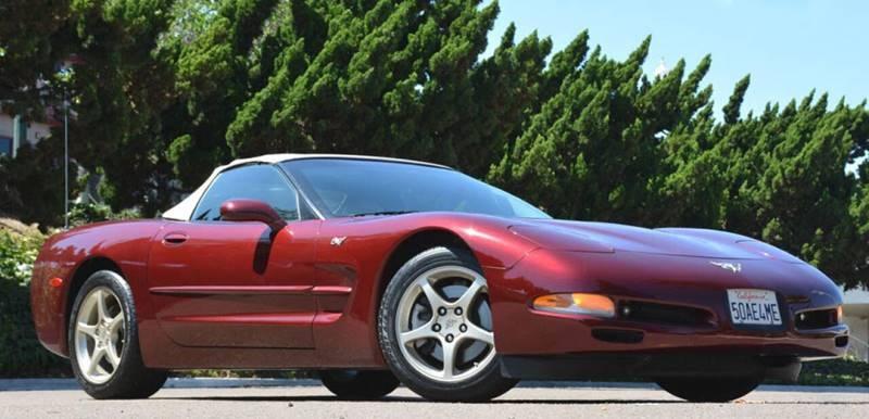 Chevrolet Corvette 2003 price $17,990