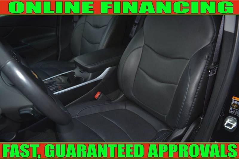 Chevrolet Volt 2017 price $17,700