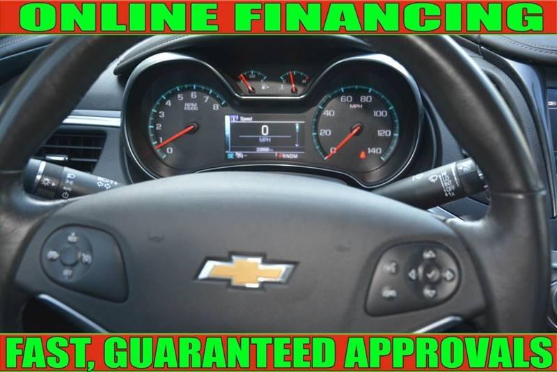 Chevrolet Impala 2018 price $19,800
