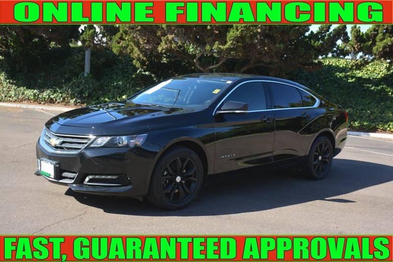 Chevrolet Impala 2018 price $17,990