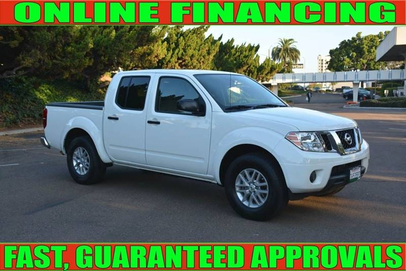 Nissan Frontier 2019 price $22,688
