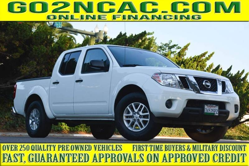 Nissan National City >> 2019 Nissan Frontier Sv 4x2 4dr Crew Cab 5 Ft Sb 5a