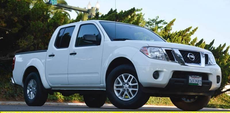 Nissan Frontier 2019 price $21,900
