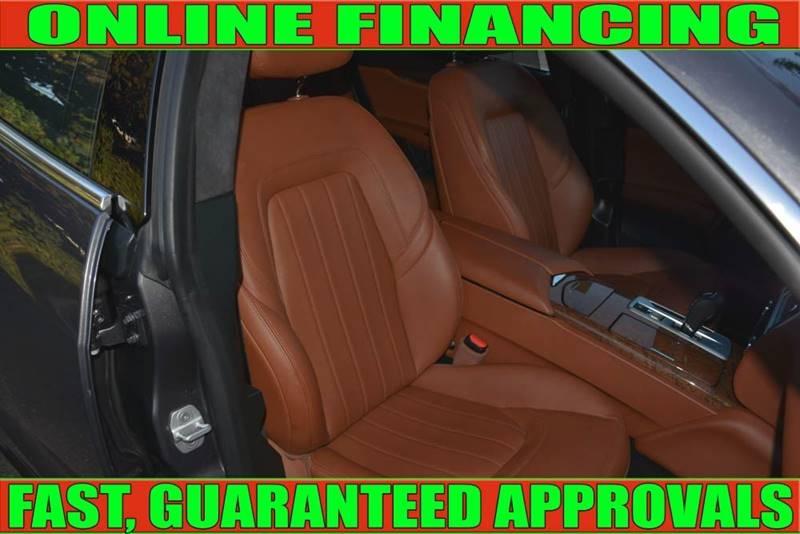 Maserati Quattroporte 2015 price $38,990