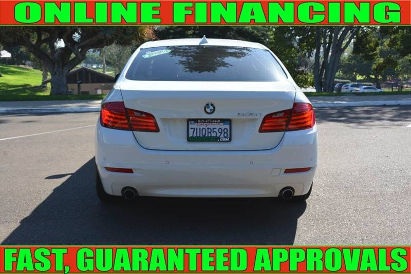 BMW 5 Series 2016 price $25,700